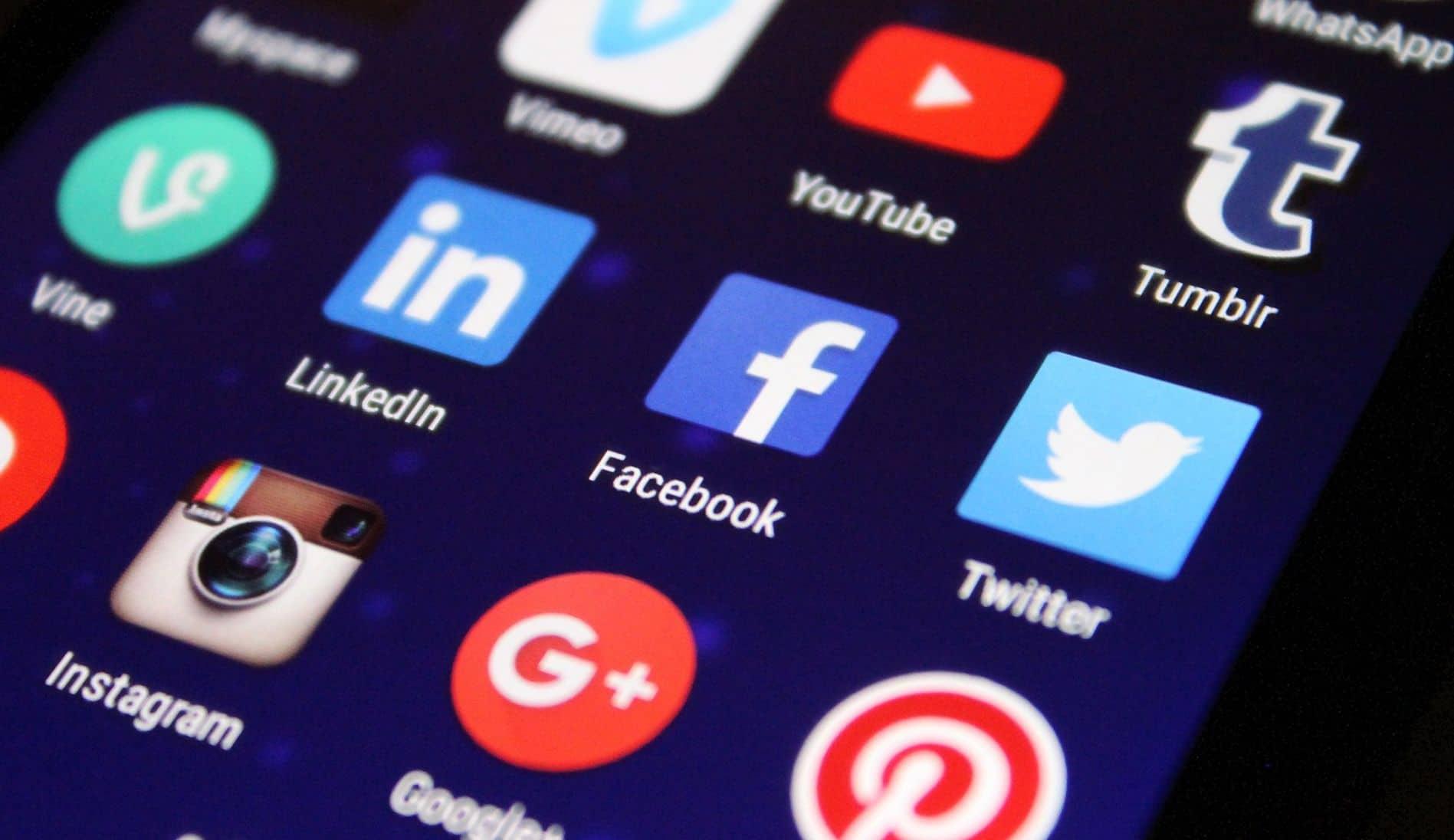 רשתות חברתיות לקידום אתרים