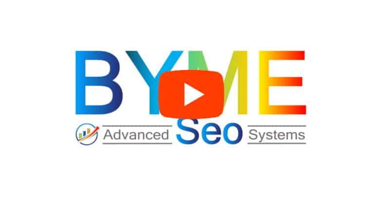 התחברות ראשונה אל מערכת BYMEseo